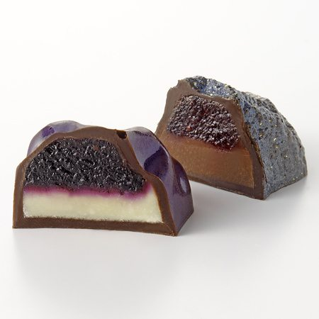 chocolate, planets, japanese, japan, solar system, marbled, food, edible, meteorite