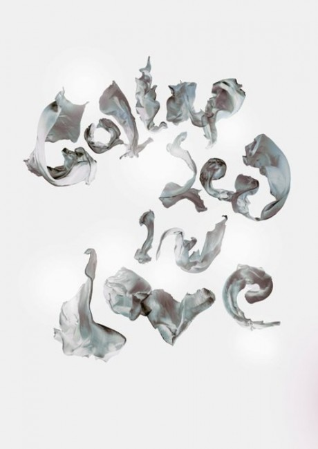 craig ward, typography, love, collapsed, hand rendered, hand drawn,