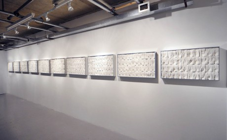 jamie mccartney, great wall of vagina, london, skin deep, exhibition, physical, cosmetic surgery, labia, plastic surgery, body image, confidence, photography,