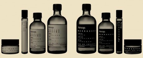 aesop, fragrance, marrakech, perfume, scent, packaging, luxury, design
