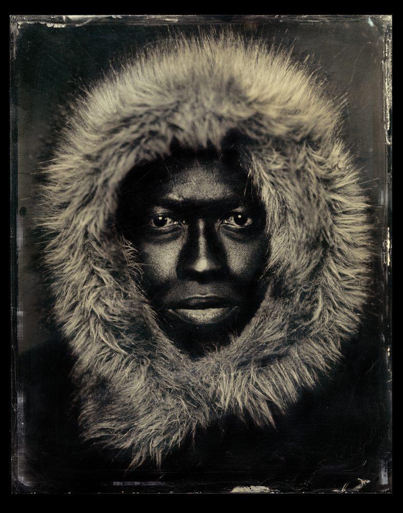 Jody Ake Collodion Portraits - The English Group