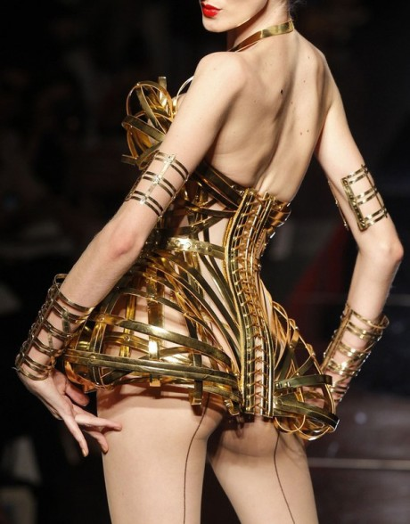jean paul gaultier, couture, haute couture, autumn, winter, fall, 2012, fashion, paris, paris fashion week