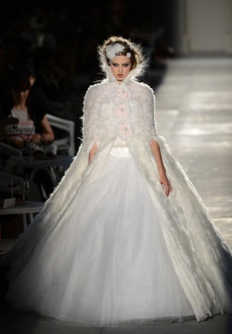 Chanel, autumn, winter, fall, paris, fashion week, 2012