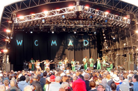 WOMAD: Day Two (An Update)