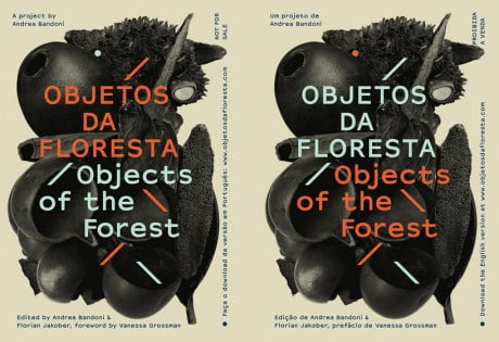 andrea bandoni, ebook, objects of the forest, amazon, rainforest,