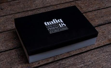 trafiq, food, food packaging, kiss miklos, restaurant food, fast food packaging, burger packaging, burger box, branding, logo, identity,