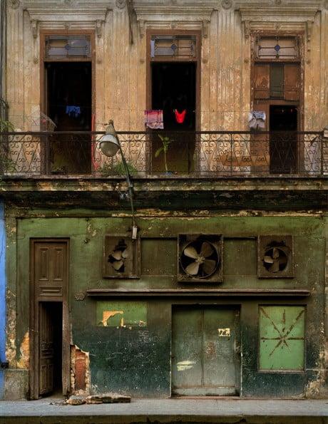 Michael eastman, cuba, 2002, interior, architecture, interior design, vintage design, cuban interiors,