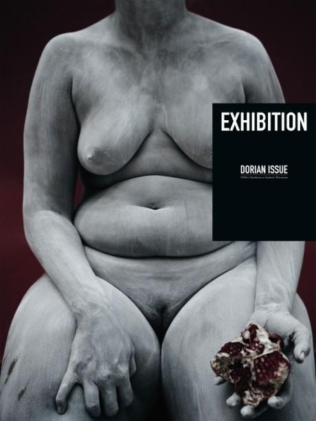 exhibition, exhibition magazine, magazine, fashion, photography, large format