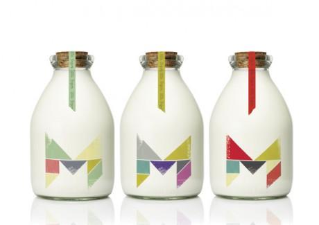 little fingers, diana zyliene, packaging, milk packaging, bottle, label design, bottle design, milk design
