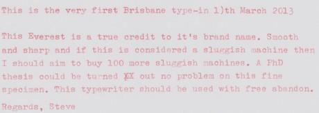 typewriter, george orwell, ernest hemingway, john steinbeck, bob dylan, hunter s. thompson, cormac mcarthy, j.r.r. tolkien, jack kerouac, woody allen, writer, author, pamela lyndon travers, mary poppins, princess typewriter, typewriter specialist