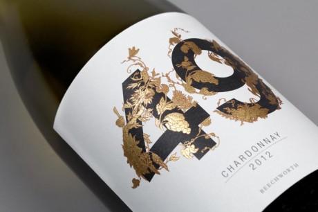 maud, label design, branding, logo, identity, australian design group, project 49, project forty nine, Wine Director, Vue De Monde, winery, Beechworth, Victoria