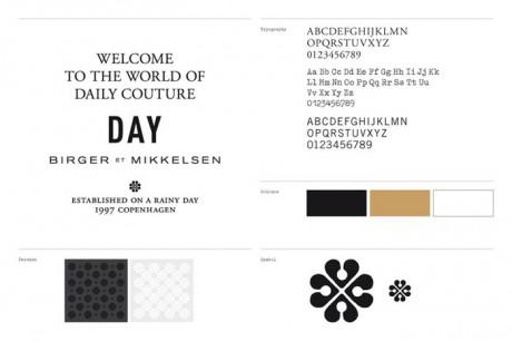 DAY Birger et Mikkelsen, Danish fashion, fashion collection, home interiors, branding, identity, brochure, logo, brand identity, bas, bas design, bas design group,