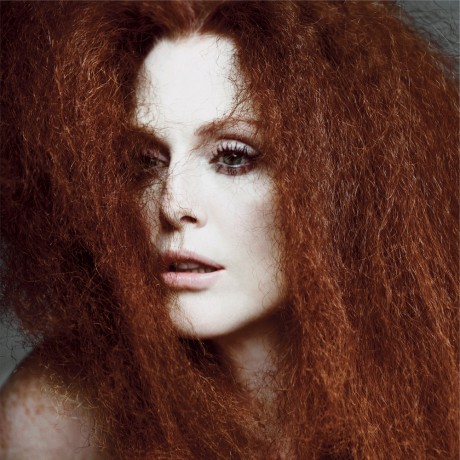 actress, film, red hair, freckles, julianne moore, redhead, portrait, New York Times, Fashion magazine