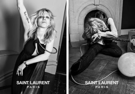 Hedi Slimane, fashion, yves saint laurent, rock, photography, fashion, advertising, musician, Kim Gordon, Courtney Love, Marilyn Manson, Ariel Pink