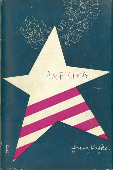 book, book cover design, book cover, illustration, typography, The Lustigs: A Cover Story, AIGA National Design Center, New York City, Alvin Lustig, Elaine Lustig Cohen, design, European modernism, modernism, graphic design