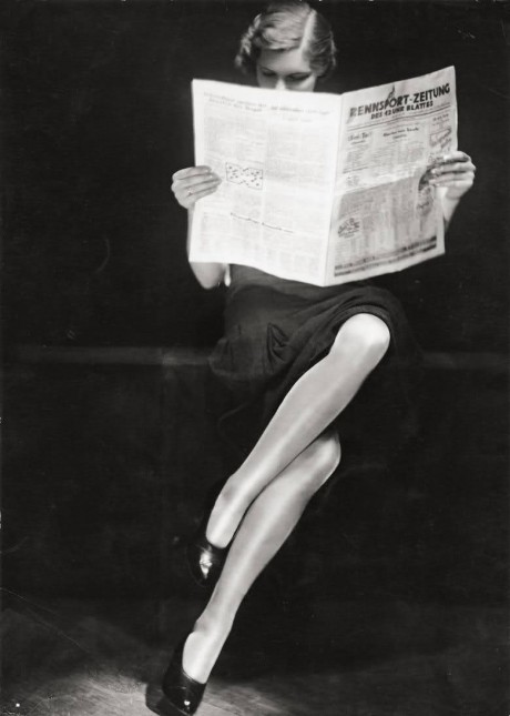 Else Ernestine NElse Ernestine Neulander-Simon, Yva, legs, stockings, eulander-Simon