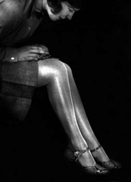 Else Ernestine Neulander-Simon, Yva, legs, stockings,