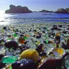 Glass Beach, Northern California