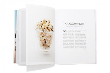 cereal, issue 3, magazine, food, travel, bristol, rosa park