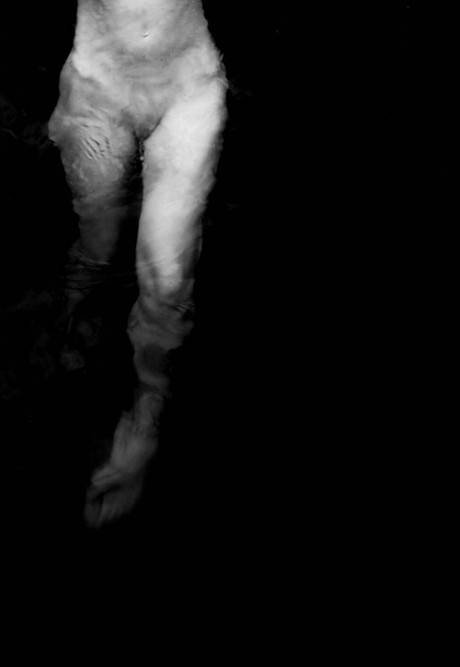 katherine jane wood, ktjanewood, the lake, self-portrait, self portrait, photography, black & White, bw, naked, nude, water
