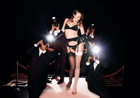 agent provocateur, a/w 2013, lookbook, catwalk, lingerie, underwear, bra, knickers, stockings, suspenders, erotic