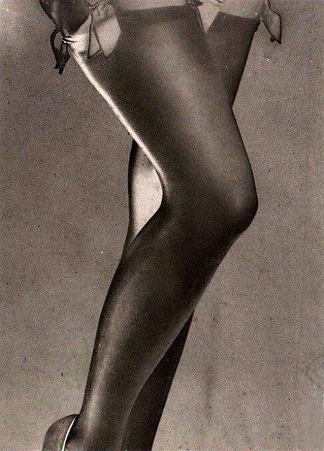 lee miller, model, photographer, man ray, stockings, photography, legs, vintage print