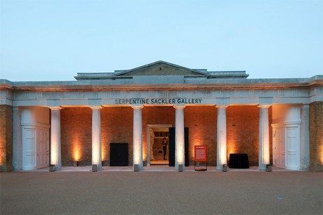 serpentine gallery, extension, pavillion, zaha hadid, sckler gallery, architecture, art, exhibitions, dr mortimer sackler, dame theresa sackler