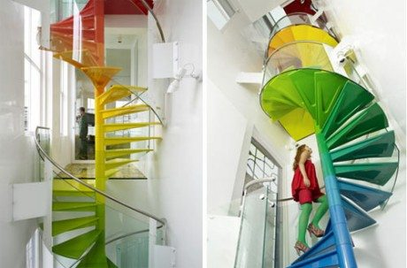 stair, stairway, stairs, interior design, interior, interiors, architecture, wood, metal