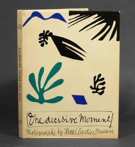 the decisive moment, henri cartier-bresson, book, book cover, photography, france, french, photographer, magnum