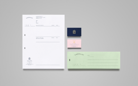 Anagrama, checklist, event planning, milestone occasion, birthday, anniversary, graduation, parties, corporate events, branding, identity, brand identity, logo, stationary, letterhead