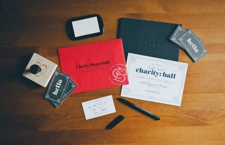 Mike Smith, charity:water, charity:ball, invitation, design, collateral