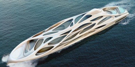 zaha hadid, yacht, blom+Voss, superyacht, design, german, david gill