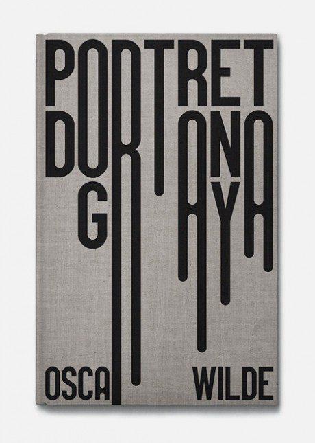 Dorian Gray, novel, book cover, book, oscar wilde, designer, Maciej Ratajski