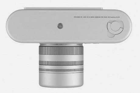 Jonathan Ive, Marc Newson, designer, camera, photography, leica, limited edition, Leica M Camera