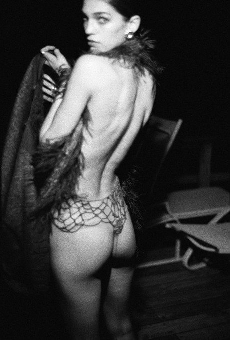 Samantha Gradoville, model, fashion, editorial, photographer, Paul Maffi, photography, Transmission No.2