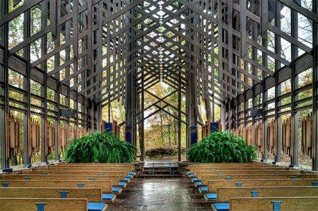 thorncrown, the thorncrown chapel, church, architecture, glass, arkansas, eureka springs, religion