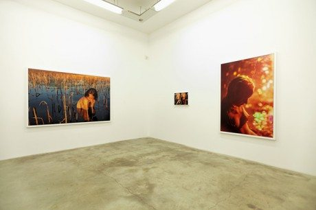Inside Look, Ryan McGinley, body loud, exhibition, paris, france, galleria perrotin, nude, portrait, photography