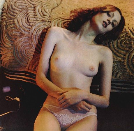 Karen Elson, model, redhead, red hair, editorial, photography, naked, nude, toples, Mikael Jansson