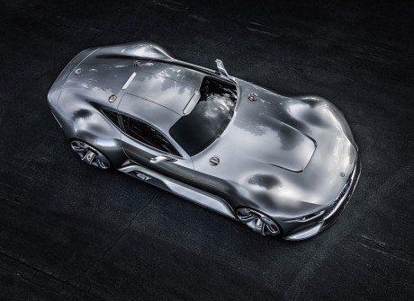 Mercedes-Benzm AMG Vision Gran Turismo, car, concept, concept car, gulling, gran turismo, automotive design