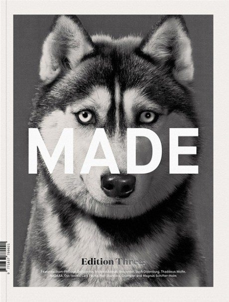 made quarterly, #3, made, magazine, lifestyle, issue 3, interiors, magazine cover, cover