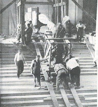 louvre, world war II, Château de Valençay, evacuation, art, protection, venus de milo, nike, michelangelo, dying slaves