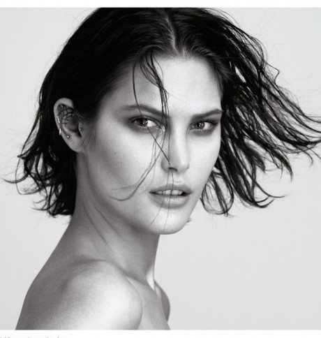 Fashion, model, photography, Catherine McNeil, Santiago & Mauricio Sierra, Russh, December/January, 13.14, Editorial