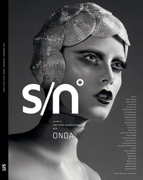 s/n, magazine cover, magazine, fashion, graphic design, layout, fashion