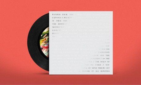Anti Grandpeople, Rumble in Rhodes, music packaging, vinyl, music, vinyl design, record design