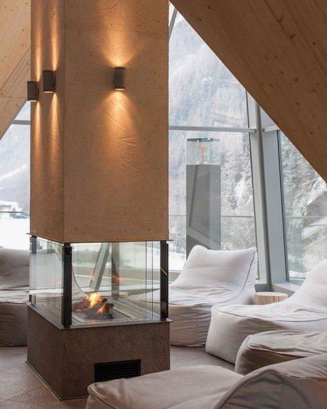 Aqua Dome Thermal Resort, aqua dome, Austria, resort, spa, hotel, architecture, interior, travel