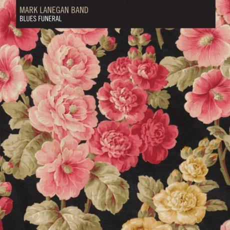 mark lanegan, music, album cover, cd cover, cover, flowers, blues funeral