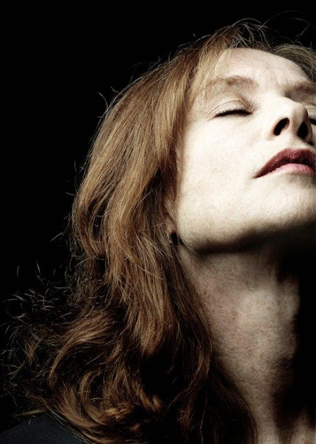 Isabelle Huppert, photography, Denis Rouvre, 2012, actress, film, france, french, portrait