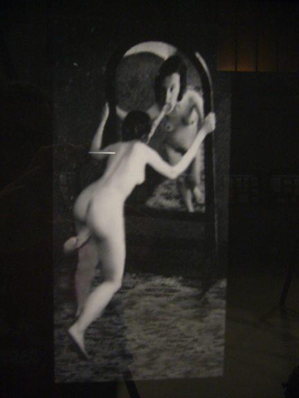 david lynch, distorted nudes, photography, figurative, figure, nude