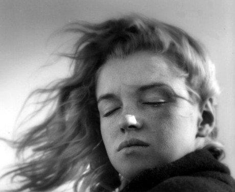 marilyn monroe, Andre de Dienes, young marilyn,