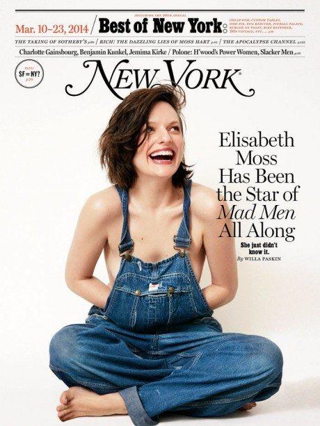 Elisabeth Moss, actress, portrait, mad men, photography, Cass Bird, New York, Magazine, 10-23 March, 2014